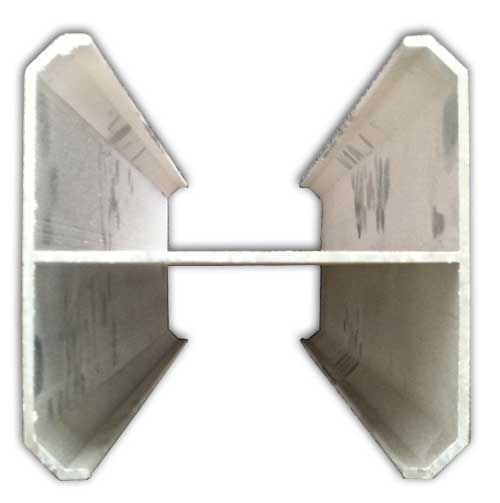 Gate Post Stiffener