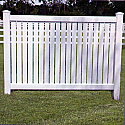 Imperial Semi Privacy Fence